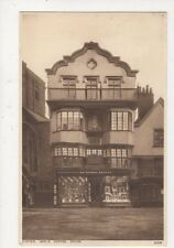 Exeter Mols Coffee House Vintage Postcard 494a