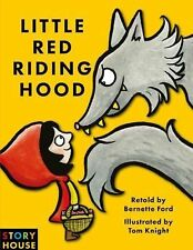 Little Red Riding Hood (A Story House Book)-ExLibrary