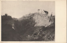 BF18103 turner sand bank with gipsies national gal painting art front/back image