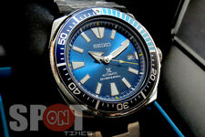 Seiko Prospex Blue Samurai Limited Edition Automatic Men's Watch SRPB09K1