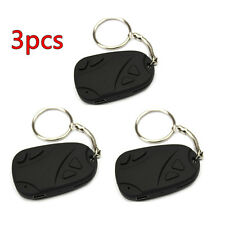 3PCS HD 808 Camcorder Car Key Chain Video Camera DVR Cam Video Recorder Pen