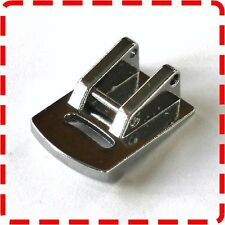 Single Bar Gathering Foot for Janome JR1012 & RE1306 - 5mm Ruffles Clip On Elna