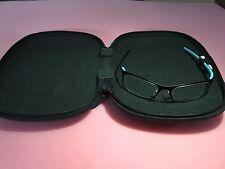 Genuine New Google Glass Explorer Edition Frames -Bold- Shiny Lagoon Sky Blue