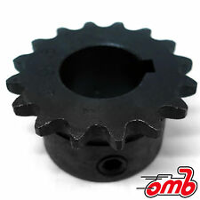 """Type B Sprocket for #219 Chain 3/4"""" Bore 16 Tooth Mini Bike Go Kart Parts"""