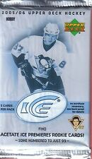 2005-06 Upper Deck ICE Hockey Hobby Pack Fresh from Box!