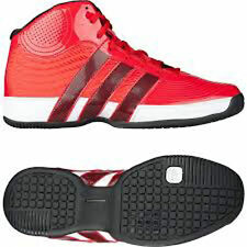 Adidas Commander TD 4 Sports Trainers Shoes Basketball G67344 Size UK 5.5 (D186)