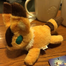 High Quality Studio Ghibli Laputa Nausicaa Teto Fox Stuffed Doll Toy 15CM