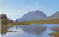 Scotland Postcard - Loch Clair and Ben Liathach - Glen Torridon  ZZ714