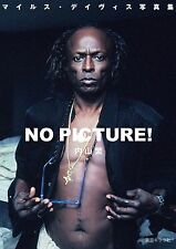 Miles · Davis Photo Album NO PICTURE! Tankobon (Softcover)