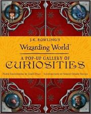 JK Rowling Wizarding World Pop-up Gallery of Curiosities (New, Sealed)