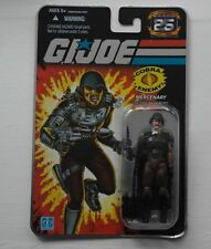 Action Force/GI Joe Cobra 25th Major Bludd Sealed MOC Silver foil card Variant