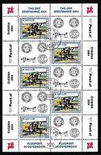 Österreich 2004 gestempelt Kleinbogen MiNr. 2482  Tag der Briefmarke