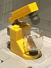 LEGO - food - stand - mixer - Freinds - city - custom - free delivery -