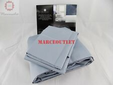 Hotel Collection 525 Thread Count Egyptian Cotton TWIN XL Sheet Set Blue