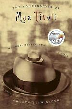 The Confessions of Max Tivoli by Andrew Sean Greer (2005, Paperback)