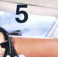 Lenny Kravitz : 5 CD (1998) NEW & SEALED
