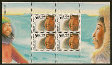 GREENLAND :2005 Save the Children Fund Miniature Sheet SG MS473 unm mint