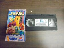 """~USED VHS Movie~ """"Bear In The Big Blue House"""""""