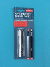 Derwent Pencil Extenders Set of 2