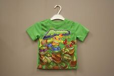 IT'S AWESOME TIME GREEN T-SHIRT..XTREME..FOR KIDS..SIZE: XS.. A.D.. NEW