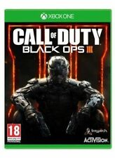 CALL OF DUTY BLACK OPS 3 III - XBOX ONE - NEW & SEALED
