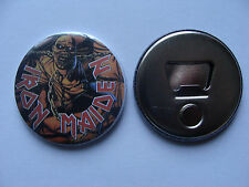 COLLECTION MAGNET AIMANT  FRIGO DECAPSULEUR   IRON MAIDEN