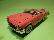 CORGI TOYS 1:32? FORD THUNDERBIRD - PINK- RARE SELTEN - GOOD CONDITION