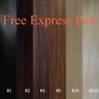 20'' clip in remy human hair extensions thick full head