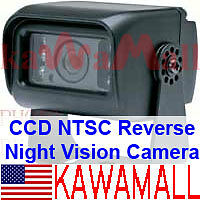 "Reverse Camera 120D InfraRed 5m night vision .33"" CCD"