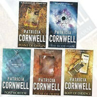 Patricia Cornwell Bestseller Collection 5 - Books Pack   Patricia Cornwell NEW