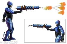 "ROBOCOP WITH FLAMETHROWER 7"" FIGURE ROBOCOP VS TERMINATOR SERIES 2 BY NECA"