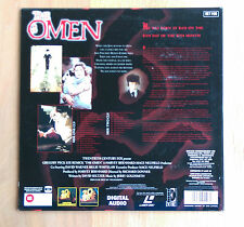 The Omen (1976) Laserdisc - Encore EE1108 - MINT