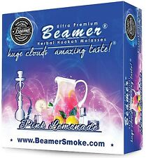Pink Lemonade Beamer Molasses 50g Hookah Herbal Shisha Nargila Pipe Tobacco Free