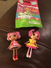 La La Loopsy New Tinies Blind Bag And Two Mini Dolls Excellent Condition