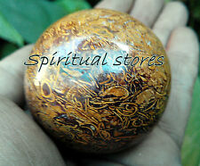 Calligraphy Stone Sphere , Helps contacts Angels | Guides