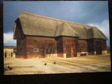 POSTCARD CAMBRIDGESHIRE WIMPOLE HOME FARM - THE GREAT BARN