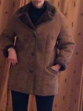 Ladies sheep skin jacket size M