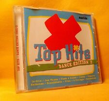 CD Top Hits - Dance Edition 2002/2 Compilation 20TR Trance, Euro House, Disco
