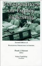 Perspectives on Equity Indexing Vol. 71 (2000, Hardcover, Revised)