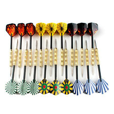 1x Needle Tips Dart Steel Copper Darts With Nice Flights Throwing Game Toys