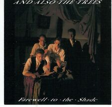 And Also The Trees Farewell To The Shade Europe Lp
