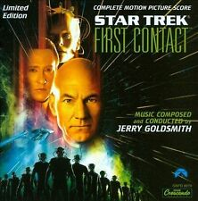 Star Trek: First Contact [Complete Score] [Limited Edition] (CD, Jun-2012,...