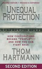 """Unequal Protection: How Corporations Became """"People"""" - And How You Can-ExLibrary"""