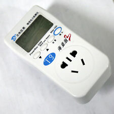Multifunction Mini WATT Electricity Power Energy Usage Meter Monitor 220V only