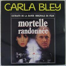 Adjani Serrault 33 tours Carla Bley 1983