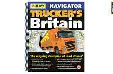 Phillips Navigator Truck Road Atlas 2016  Bridge Height Speed Camera Transport