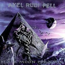 "AXEL RUDI PELL ""BLACK MOON PYRAMID"" CD NEUWARE"