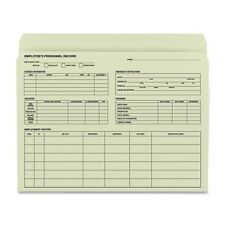 Smead Employee Record File Folder 77000