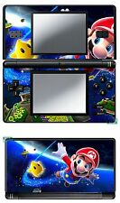 SKIN DECAL STICKER DECO FOR NINTENDO DS LITE REF 1 MARIO