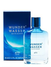 4711 Wunderwasser Men Maurer & Wirtz for men 50ml NEW
